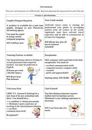 40 free esl information gap worksheets
