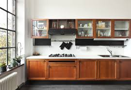 make your dining room posh with modern kitchen cabinets