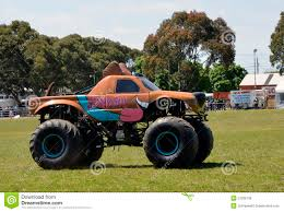 monster truck shows monster truck editorial stock photo image 27265138