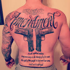 must see brantley gilbert just took his back tattoo to another