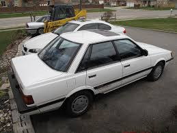 1992 subaru loyale sedan 1986 subaru leone turbo nasioc