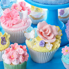 Simple Cake Decorating Simple Cupcakes Sandra Lee
