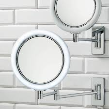 Bathroom Mirror With Lights by Best 25 Wall Mounted Magnifying Mirror Ideas On Pinterest