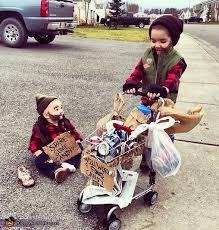 baby hobos costume halloween costume contest costume contest