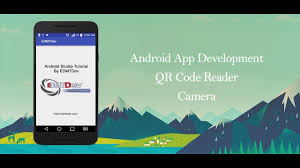 scan barcode android android studio tutorial scan qr code by