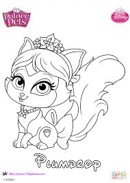 plumdrop princess coloring page free printable coloring pages