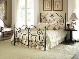 fresh antique iron brass bed frame 5415