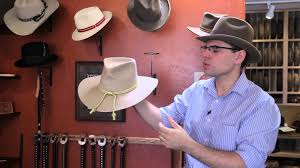 guide to men u0027s hats styling with hats youtube