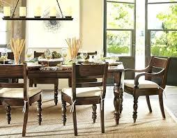 pottery barn dining room tables dining room table pottery barn kgmcharters com