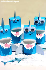 shark craft a perfect under the sea party idea natural beach living