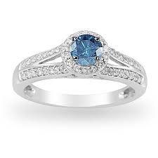 blue and white engagement rings 125 best blue engagement rings images on blue