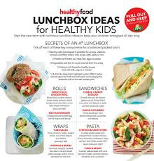 lunch box planner template healthy children s lunchbox ideas for school healthy food guide