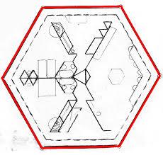 hexagon houses plans house plan