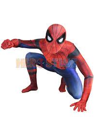 Civil War Halloween Costume War Spiderman Costume 3d Shade Cosplay Suit