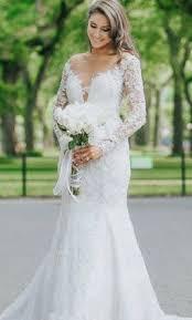 custom made wedding dress ysa makino custom made 4 500 size 6 used wedding dresses