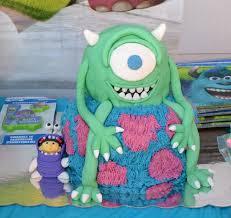monsters inc birthday cake monsters inc birthday cake do it yourself