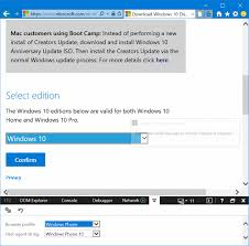 install windows 10 without bootc download windows 10 iso without media creation tool