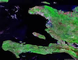 satellite map hd haiti map and satellite image