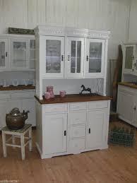 Esszimmer Schrank Shabby Jugendstil Küchenbuffet Buffet Anrichte Vintage Shabby Landhaus