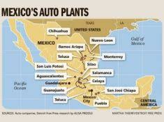 with move to mexico ford no longer made in usa