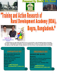 Bangladesh Flag Meaning Training And Action Research Of Rural Development Academy Rda