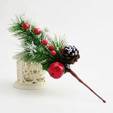 compare prices on christmas decorations pine cones online