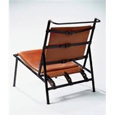 jacques adnet chair ca 1950 in collaboration with hermes black