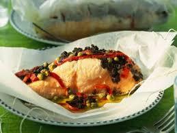 cuisine saumon saumon en papillote facile recette sur cuisine actuelle