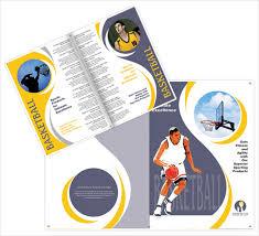 basketball c brochure template 16 basketball c brochures free psd eps ai format