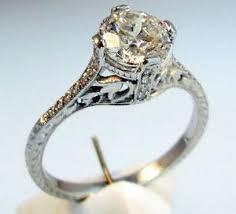 estate engagement rings estate antique engagement rings wedding promise
