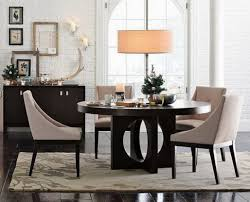dining room round glass dining table with chairs stunning small