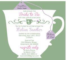 bridal tea party invitation wording party invitations free bridal shower tea party