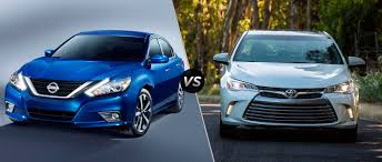 nissan pathfinder xe vs le 2016 nissan altima vs 2016 toyota camry