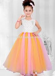 wholesale fashion frock design child clothes small girls anarkali