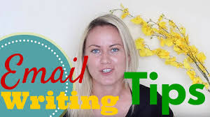 Business Communication Email Writing by 3 Tips To Improve Email Writing In English Youtube