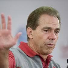 Nick Saban Resume Nick Saban Comments On Possibility Of Leaving Alabama