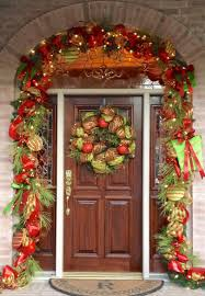 backyards front door decor decorating ideas door11 with mesh
