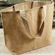 bulk burlap bags burlap tote bag diy burlap shopping tote bag 11 x 11 x 6