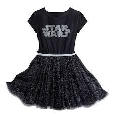 star wars logo dress for girls shopdisney