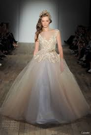wedding dress new york lazaro fall 2017 wedding dresses new york bridal fashion week