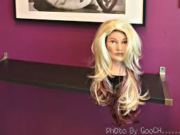 cancer society wigs with hair look for event spotlight drag queens join forces to kickstart wig salon