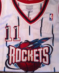 ming signed official limited edition nba jersey
