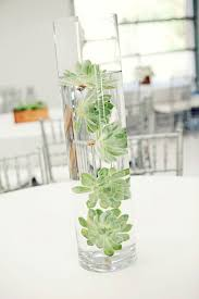 Vase And Candle Centerpieces by Best 20 Succulent Wedding Centerpieces Ideas On Pinterest