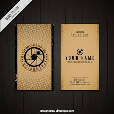 Studio Visiting Card Design Psd Photography Business Card Vectors Photos And Psd Files Free