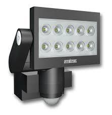 le exterieur avec detecteur de mouvement projecteur à led d extérieur avec détecteur de mouvement