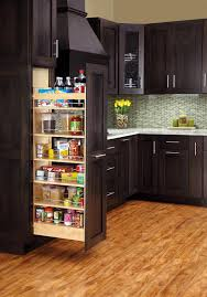 Kitchen Cabinet Pantry Pull Out Smart Organization Woodland Cabinetry