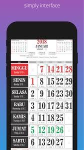 Kalender 2018 Hd Kalender 2018 Terbaru Android Apps On Play