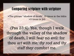 Thy Rod And Thy Staff Comfort Me I The Theme Of Revelation Rev 1 7 Behold He Cometh With Clouds