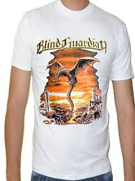 Blind Guardian Tabs Blind Guardian Band White New T Shirt Rock T Shirt Rock Band Shirt