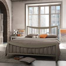 Metal Bedroom Furniture Sensational Contemporary Metal Bedroom Furniture Tsrieb Com
